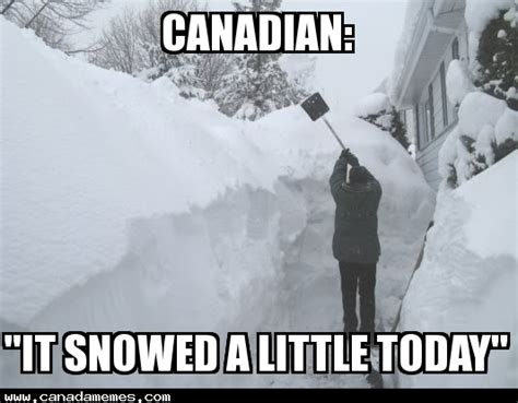 Canada Snow Meme - canada memes your daily dose of funny canadian memes