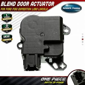 Hvac Blend Door Actuator For Ford F