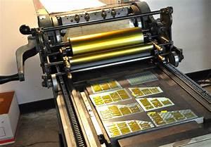 image gallery letterpress machine With letter machine press