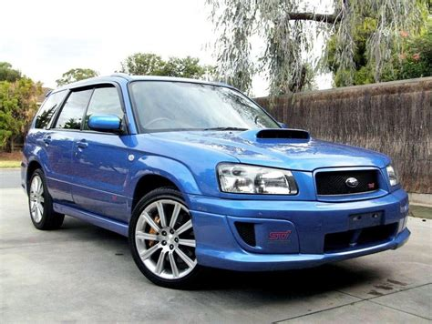 [vehicle] 2004 Subaru Forester Sti