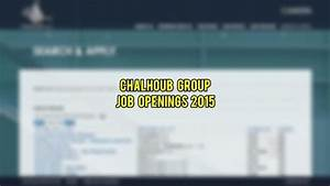 Chalhoub Group Job Openings July 2015   Dubai OFW