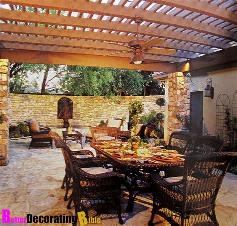 Outdoor Patio Decor by Outdoor Patio Table Decor Ideas Home Citizen