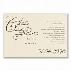 best of carlson craft wedding invitation wording With wedding invitation wording joyfully