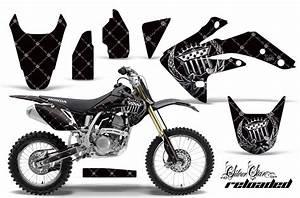 honda crf150r graphic kit stickers and decals honda With honda 150 dirt bike