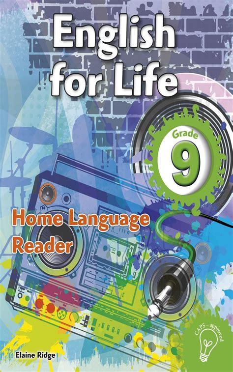 english  life reader grade  home language  elaine