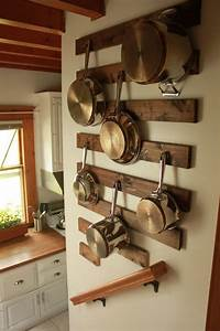 Best 25 kitchen wall storage ideas on pinterest wire for Kitchen cabinets lowes with hanging heavy wall art