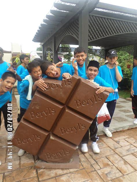 ppki smkpp lawatan sosial   kilang coklat beryls