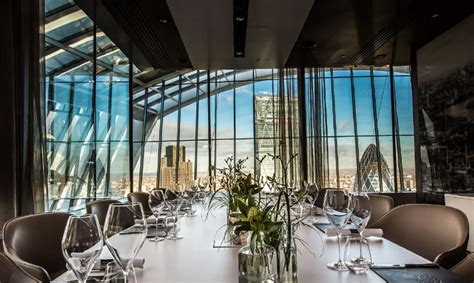 canapé sky events venue hire skygarden