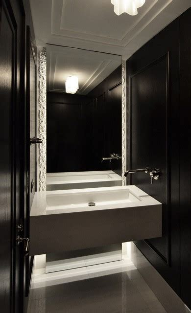 gorgeous powder rooms   amaze  digsdigs