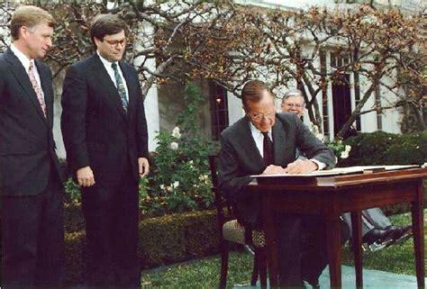 william barr  bush man coalition  govern america