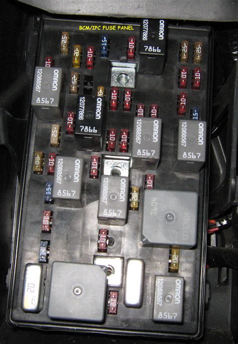 C5 Corvette Passenger Fuse Diagram by Wrg 8370 C5 Corvette Fuse Diagram