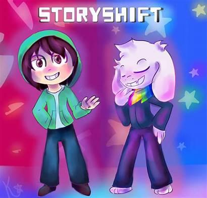 Asriel Storyshift Chara Undertale Fandom Wiki Deviantart