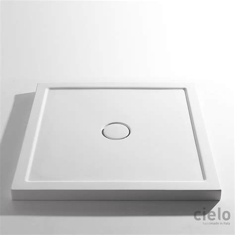 cielo piatti doccia piatti doccia vari in ceramica acrilico corian o effetto