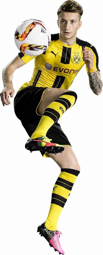 Reus Marco Render Hq Footyrenders Dortmund Deviantart