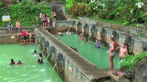banjar hot springs  bali bible