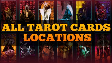 Maybe you would like to learn more about one of these? All Tarot Cards Locations In Cyberpunk 2077 - PsychoSquad - Cyberpunk 2077