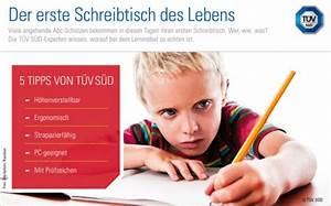 Schreibtisch Für Erstklässler : schreibtische f r kinder mitwachsend und strapazierf hig ~ Lizthompson.info Haus und Dekorationen