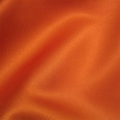matte orange matte satin burnt orange wildflower linen
