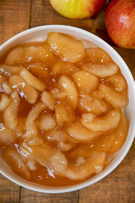 It's perfect for the holidays or a weekend dessert. Homemade Apple Pie Filling made with cinnamon, sugar and ...