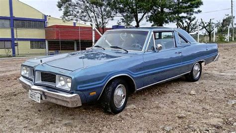 My 1980 Dodge Magnum From Brazil By Ederson Canez  Muscle Car