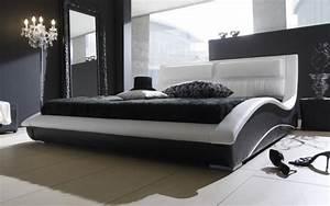 Bett 200x220 Weiß : polsterbett escala 200x220 weiss 200 x 220 cm wasserbetten rahmen offizielle hersteller ~ Indierocktalk.com Haus und Dekorationen