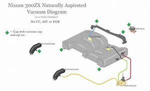 300zx Na Vacuum Hose Diagram
