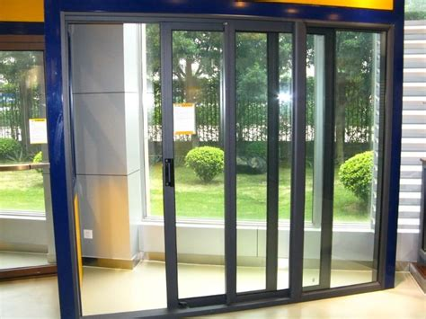china tm150 sliding door rail with mosquito net