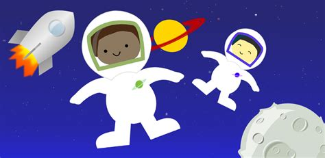 Space Games For Kids
