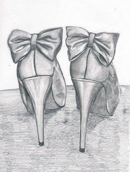 high heels drawing posters pinterest shoes drawings