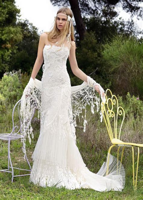 not white wedding dresses wedding dress bohemian chic