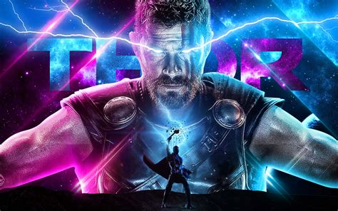 Thor Behance Art 6d Hd Wallpapers