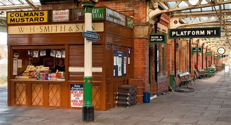 shop loughborough central great central railway the