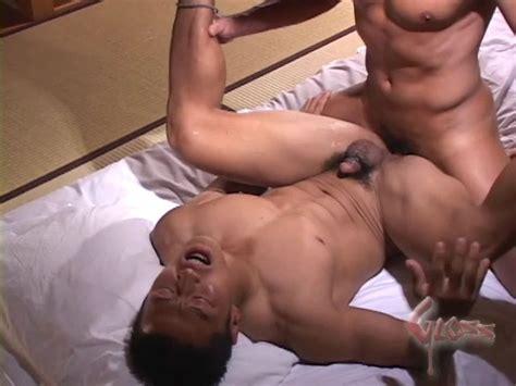 Mix Glossmen Japanese Muscle Anal Fuck