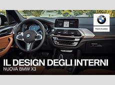 Interni sofisticati e più connettività Nuova BMW X3