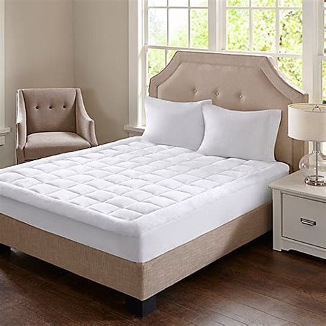 mattress pad xl park cloud soft mattress pad bed bath beyond