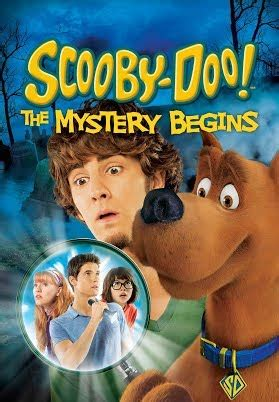 scooby doo  mystery begins youtube
