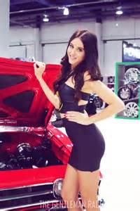 Sema Car Shows Girls
