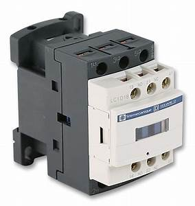 Lc1d18b7 Schneider Electric  Contactor  Tesys D Series  18