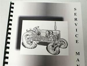 Bobcat 440b Farmboy  Special Order  Service Manual