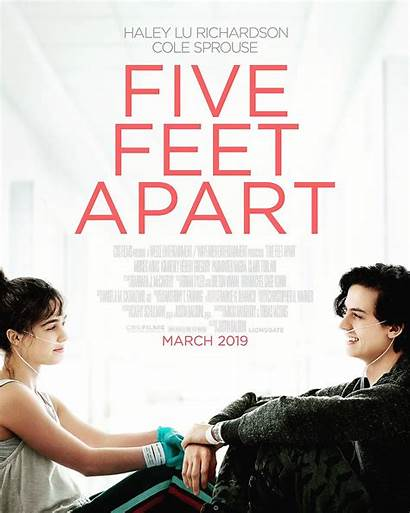 Apart Feet Five Grammer Andy Claire Wineland