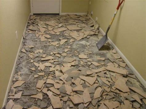 dustless tile removal what are the steps to removing floor tiles and thinset