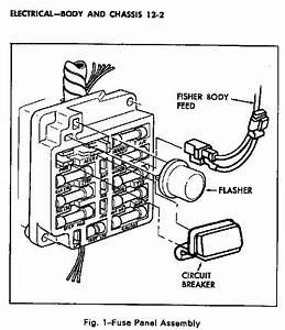 1974 Corvette Fuse Box Diagram