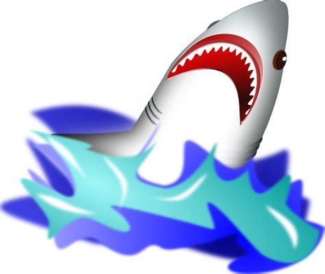 Shark Clipart Shark Clip At Clker Vector Clip