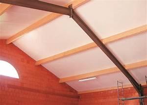 Panneaux de toiture isolants UNILIN