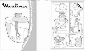 Moulinex Juicer Bka1 User Guide
