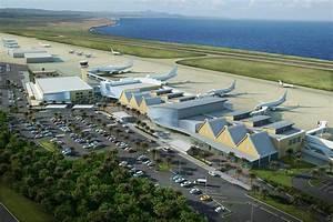 Curaçao International Airport, Dutch Caribbean islands ...