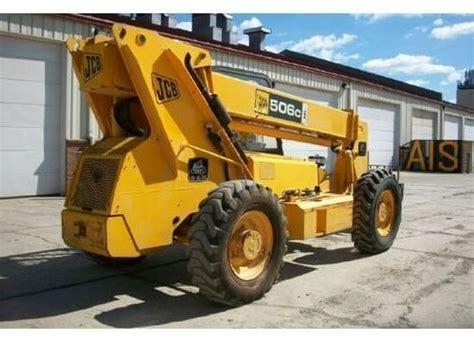 Jcb 506c Wiring Diagram For Forklift jcb 506c 506chl 508c loadalls telescopic handler service