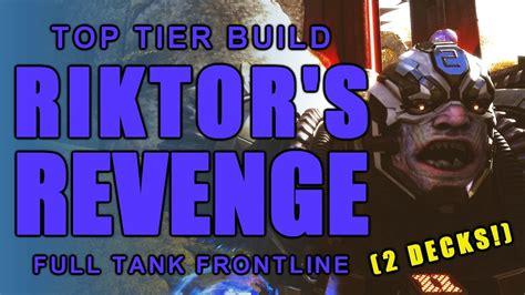 Paragon Top Tier Riktor Buildguide  Versatile Full Tank