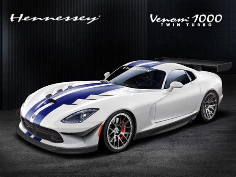 Hennessey Venom 1000 Twin Turbo