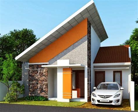 reka bentuk rumah mungil minimalis modern